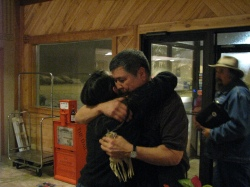 Menominee embrace