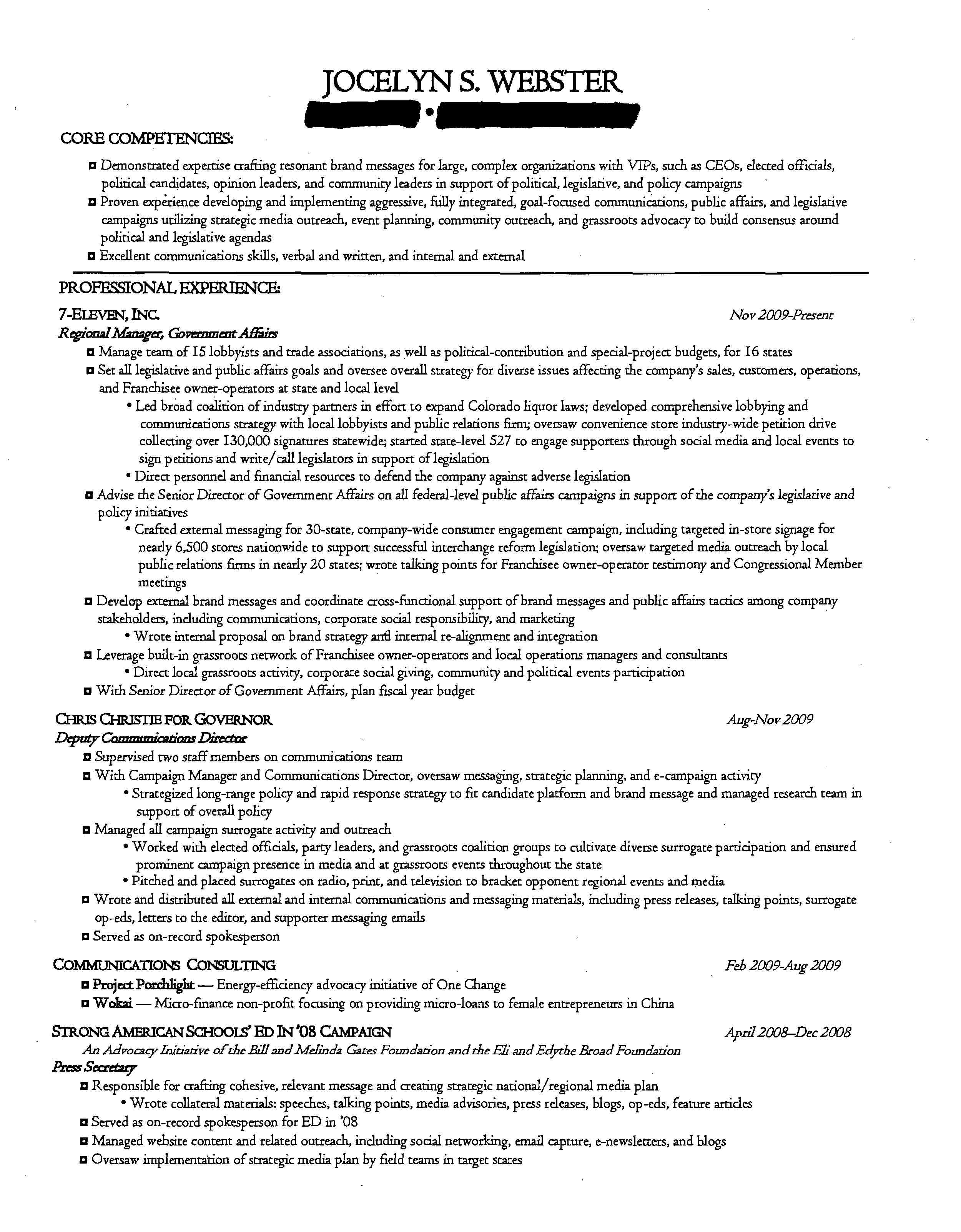 Public Relations Sample Resume Cover Letter Public Affairs Best  Public Affairs Resume