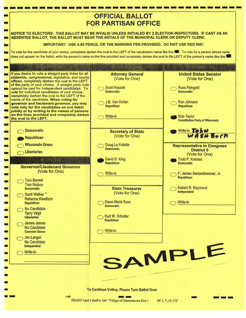 John Washburn: The Machine Rejected My Legally-Marked Ballot ...