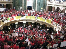 rotunda rally
