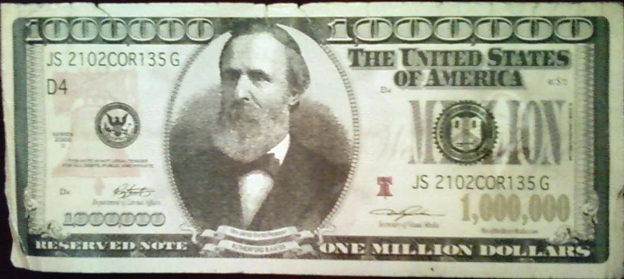 Million Dollar Bill Wisconsin Citizens Media Cooperative