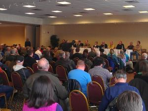 At a recent listening session held in Ashland, 240 people registered against the mining bill, with only 25 for.