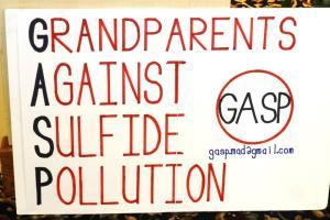 Grandparents Against Sulfide Mining