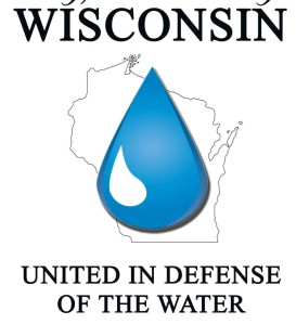 "Area residents, elected officials and local governments are ""united in defense of the water."""