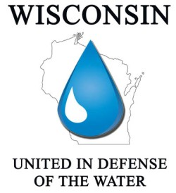 """Ashland City Council member Richard Ketring guarateed that area residents, elected officials and local governments of the north are """"united in defense of the water."""""""