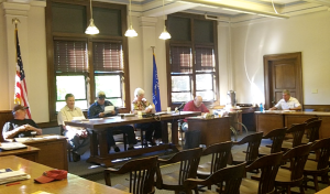 Ashland County Zoning Committee held a public hearing over new metallic mining ordinance on June 13, 2013. All testimony was in support of the new ordinance.