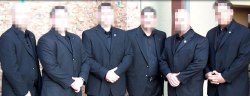 A photo from Bulletproof Securities website, with faces blurred out.