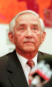 Former Kennecott President Frank Joklik. Photo: Salt Lake Tribune