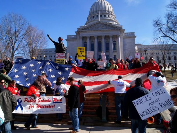 Wisconsin Uprising Februry 19, 2011