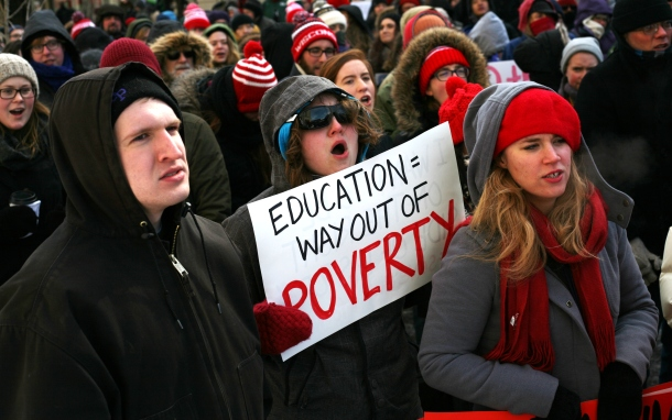 StoptheCuts-SaveUW February 14, 2015