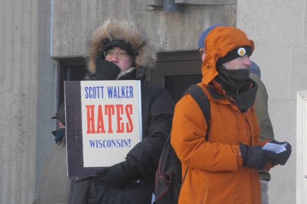 walker hates
