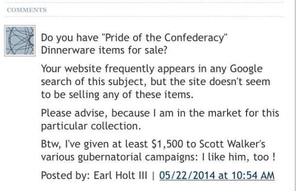 Scott Walker Earl Holt III