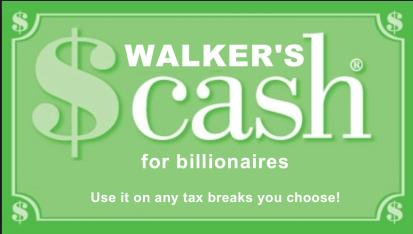 walker's cash