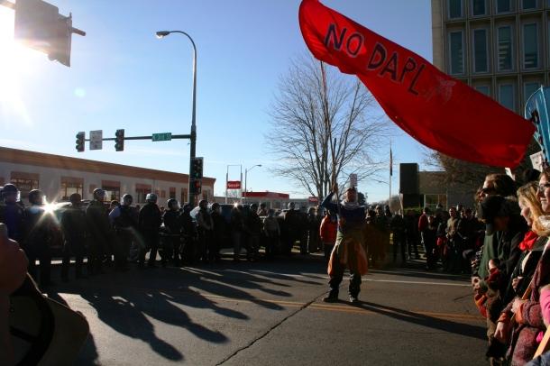 March on Bismark 11.14.2016