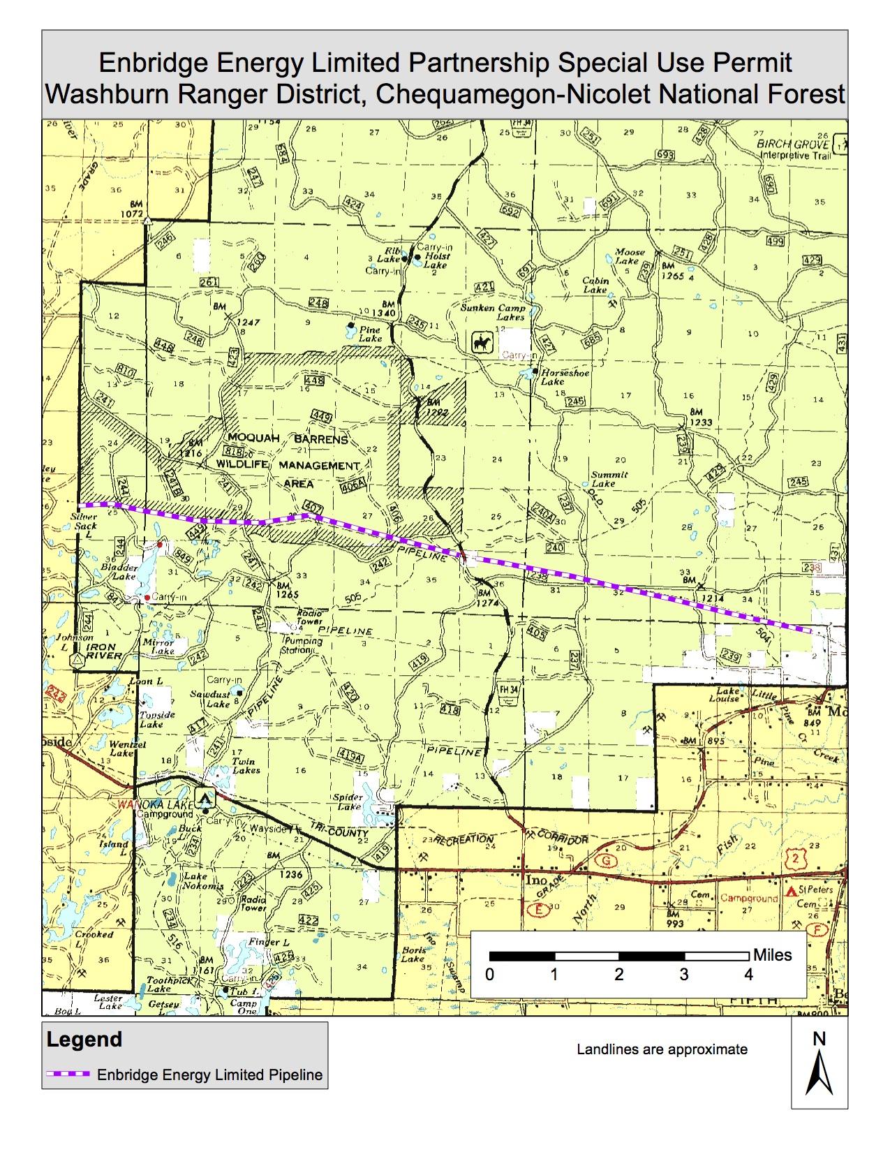 Enbridge Line #5 Pipeline Threatens Great Lakes